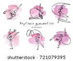 vector illustration. rhythmic...