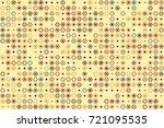 geometric pattern design    Shutterstock .eps vector #721095535