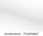 abstract halftone wave dotted... | Shutterstock .eps vector #721096867