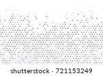 light silver  gray vector... | Shutterstock .eps vector #721153249