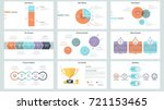big collection of simple... | Shutterstock .eps vector #721153465