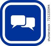 conversation  speak icon   sign ...