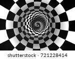 Chess Spiral  Concept Image ....