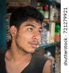 patan  nepal   circa september... | Shutterstock . vector #721279921