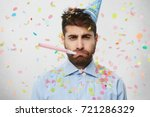 human facial expressions.... | Shutterstock . vector #721286329