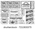 hand drawn illustration of... | Shutterstock . vector #721303375