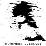grunge texture   abstract stock ... | Shutterstock .eps vector #721357291