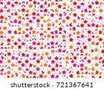 irregular template based on... | Shutterstock . vector #721367641