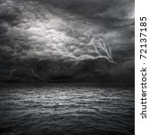Atlantic Ocean Storm Setting I...