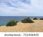 ibiza bay  spain  landscape | Shutterstock . vector #721436425