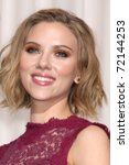 Small photo of LOS ANGELES - FEB 27:Scarlett Johansson arrives in the Press Room at the 83rd Academy Awards at Kodak Theater, Hollywood & Highland on February 27, 2011 in Los Angeles, CA