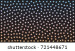 red and blue stars. abstract... | Shutterstock .eps vector #721448671