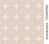 buddha seamless nude pattern.... | Shutterstock .eps vector #721465981