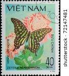 vietnam   circa 1983  a stamp...   Shutterstock . vector #72147481