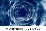 Space Model Of A Wormhole...