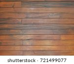 the brown wood paneling wall... | Shutterstock . vector #721499077