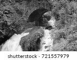 rouken glen park   giffnock  ... | Shutterstock . vector #721557979