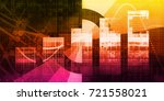 website performance metrics and ... | Shutterstock . vector #721558021