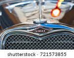 san pellegrino terme  italy  ... | Shutterstock . vector #721573855