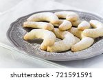 traditional german christmas... | Shutterstock . vector #721591591