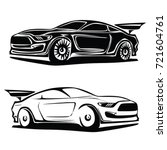 car vector | Shutterstock .eps vector #721604761