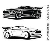 car vector | Shutterstock .eps vector #721604761