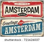 Amsterdam Vintage Signs...
