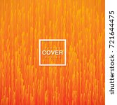 abstract orange background with