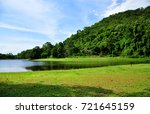 namtok sam lan national park ... | Shutterstock . vector #721645159