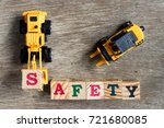 toy plastic bulldozer hold toy... | Shutterstock . vector #721680085