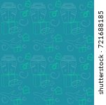 pattern background travel by