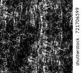 grunge black and white seamless ... | Shutterstock . vector #721706599