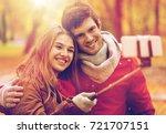 love  technology  relationship  ... | Shutterstock . vector #721707151