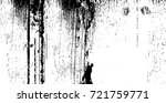 black white grunge vector... | Shutterstock .eps vector #721759771