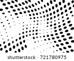 abstract halftone wave dotted... | Shutterstock .eps vector #721780975
