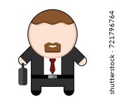 profession character... | Shutterstock .eps vector #721796764