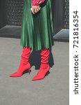 milan  italy   september 20 ... | Shutterstock . vector #721816354