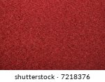 Fragment Of Plane Red Fabric...