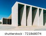 lisbon  portugal   august 10 ... | Shutterstock . vector #721868074