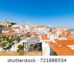 lisbon  lisbon district  lisbon ... | Shutterstock . vector #721888534