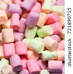 Fluffy Multi Colorful ...