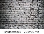 brick wall | Shutterstock . vector #721902745