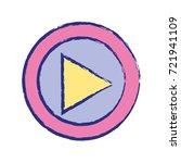 music symbol design style icon