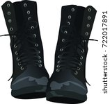 boots | Shutterstock .eps vector #722017891