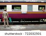 kanchanaburi  thailand  ... | Shutterstock . vector #722032501