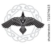 The Raven Of Odin  In Norse ...