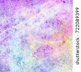paint like illustration...   Shutterstock . vector #722089399
