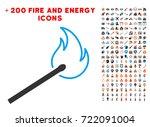 match flame icon with bonus...