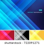 group abstract image that...   Shutterstock .eps vector #722091271