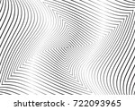 abstract twisted background....   Shutterstock .eps vector #722093965
